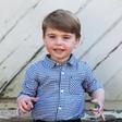 To je nova fotografija malega princa Louisa, ki jo morate videti, nadvse je ljubek