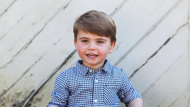 To je nova fotografija malega princa Louisa, ki jo morate videti, nadvse je ljubek (foto: Profimedia)