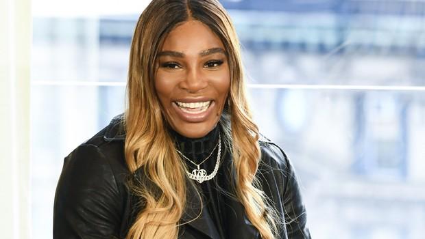 Serena Williams se je na zelo zabaven način izognila vprašanju o Meghan Markle, poglejte si kako (foto: Profimedia)