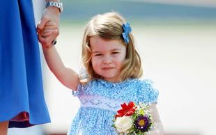 Princesa Charlotte: Ta ljubka mala lepotička bo kmalu praznovala 5. rojstni dan