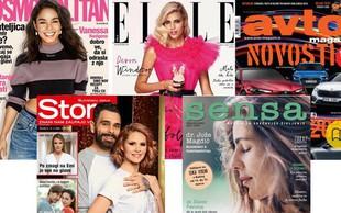 Naročite svoj digitalni paket: 5 celoletnih naročnin revij za samo 10€!