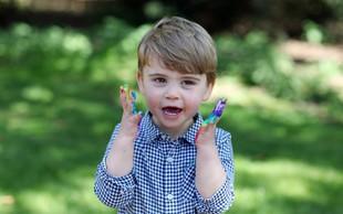 Poglejte si čudovite fotografije princa Louisa