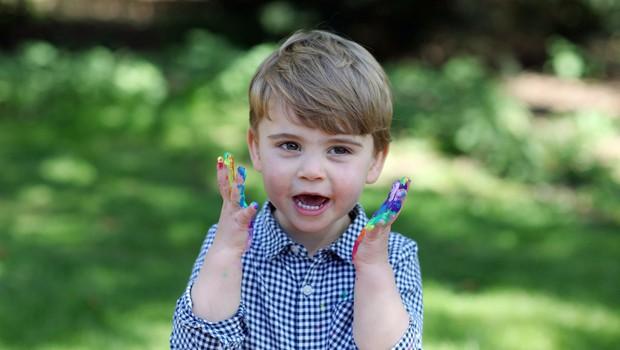 Poglejte si čudovite fotografije princa Louisa (foto: Profimedia)