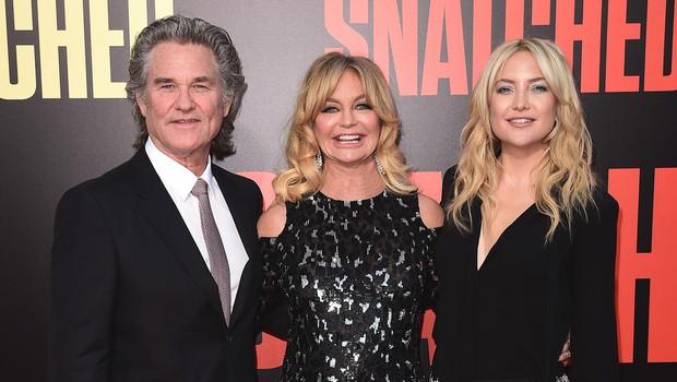 UVODNA FOTKA<br /> Kurt Russell, Goldie Hawn in Kate Hudson. (foto: Foto: Pg/Splash/Profimedia Pg/Splash/Profimedia)