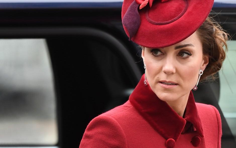 Kate Middleton se zaveda pomena duševnega zdravja (foto: Profimedia)