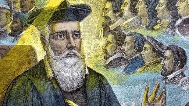 Kaj je veliki Nostradamus napovedal za leto 2020 in koronavirus? (foto: Profimedia)