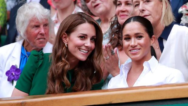 Kate Middleton je bila šokirana, ko se je Meghan Markle na vse grlo drla na člane njenega osebja (foto: Profimedia)