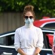 Jennifer Lopez kljub izbruhu koronavirusa ostaja pozitivna