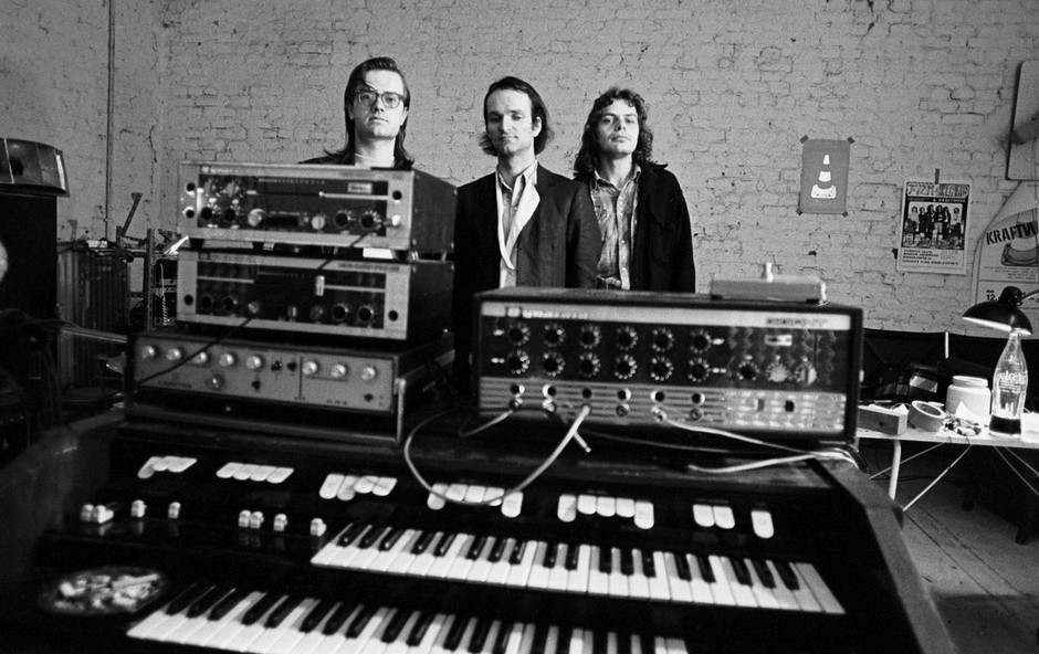 Umrl je soustanovitelj skupine Kraftwerk, Florian Schneider (foto: Profimedia)