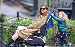 Ta ljubek prizor Irine Shayk s hčerko vas bo gotovo očaral in želeli ga boste večkrat pogledati