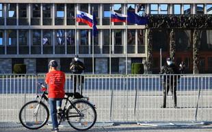 Protestniki na kolesih se zbirajo v Ljubljani, Mariboru in Celju