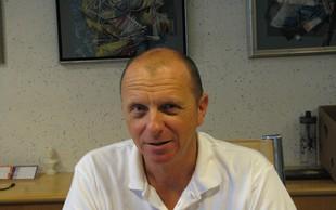 Pulmolog Matjaž Fležar: Nič več dovzeten za neumnosti