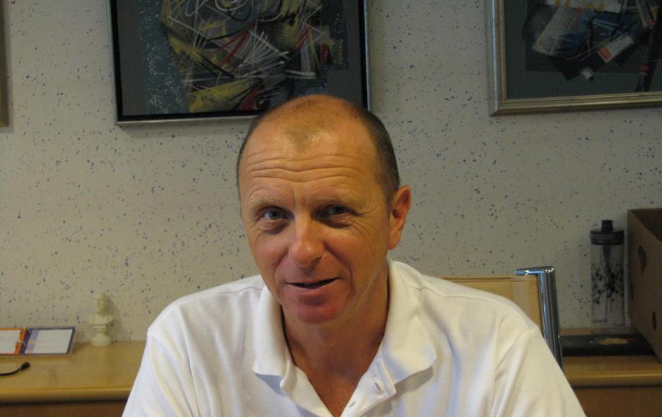 Pulmolog Matjaž Fležar: Nič več dovzeten za neumnosti (foto: Foto: Osebni Arhiv)