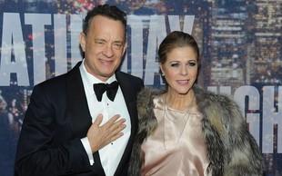 Tom Hanks in Rita Wilson: Že 32 let v dobrem in slabem