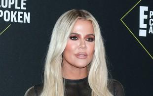 Kaj se dogaja z obrazom Khloé Kardashian? Njen obraz je povsem umeten in čisto spremenjen, poglejte fotografijo