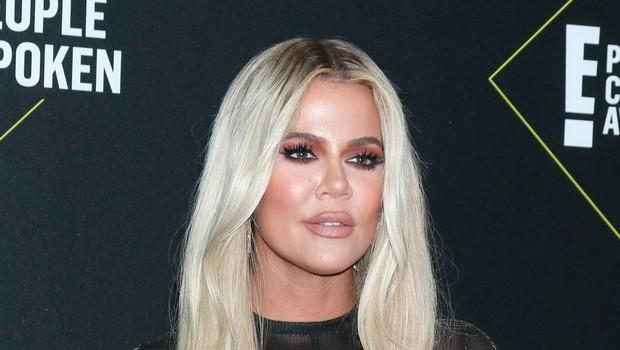 Kaj se dogaja z obrazom Khloé Kardashian? Njen obraz je povsem umeten in čisto spremenjen, poglejte fotografijo (foto: Profimedia)