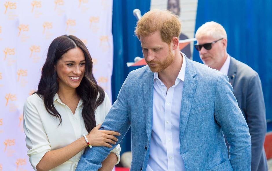 Presenetljiv obrat: Harry je hotel še pred Meghan zapustiti kraljevo družino! (foto: Profimedia)