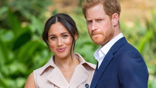 Princa Harryja je romantično presenečenje, ki mu ga je pripravila Meghan, zelo ganilo (foto: Profimedia)