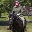 Kraljica Elizabeta II. se je prvič po 10 tednih pojavila v javnosti in pokazala, kdo ima vajeti v rokah
