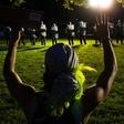 Zakaj so tekom najbolj silovitih protestov ugasnile luči v Beli hiši?