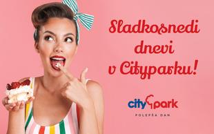 Citypark vam časti sladice