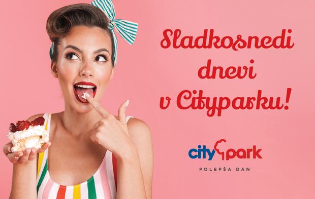 Citypark vam časti sladice (foto: promocijski material)