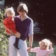 Na dan je prišlo, kako je princesa Diana z dvora nagnala varuško njenih sinov, Williama in Harryja. Vzrok? Ljubosumje!