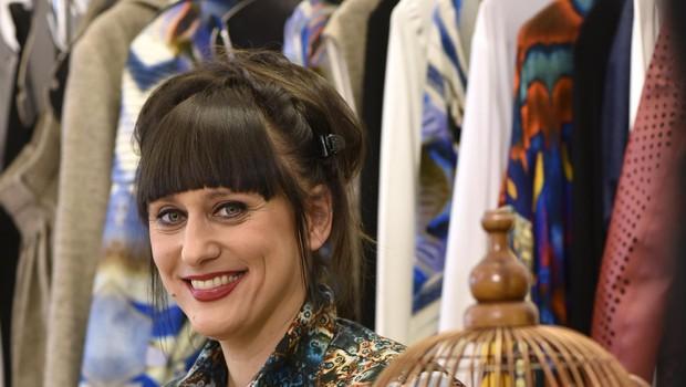 Modna oblikovalka Matea Benedetti za spremembo modnih navad (foto: Foto: Igor Zaplatil)