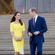 Te obleke Kate Middleton princ William nikakor ne mara, vojvodinji pa je dal tudi nič kaj lep kompliment, ko jo je prvič oblekla