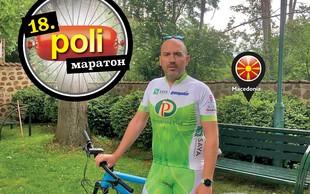 Prijavite se na POLI MARATON in osvojite nagrado, tokrat lahko kolesarite kjerkoli!