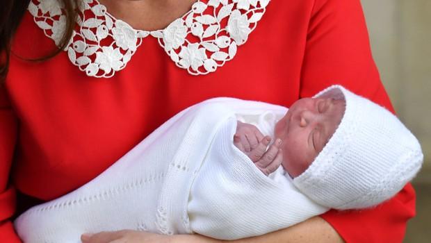 Neverjetno, tako ljubek je danes princ Louis, fotografija, ki vas bo močno ganila (foto: Profimedia)