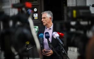 """Tomaž Gantar: """"Strah me je, da bi se situacija na Hrvaškem poslabšala!"""""""