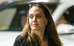 Angelina Jolie je morala zaradi pretirane suhosti poiskati strokovno pomoč