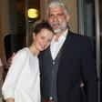 Poglejte si, kako zaljubljeno sta se stiskala Ajda Smrekar in Sebastian Cavazza