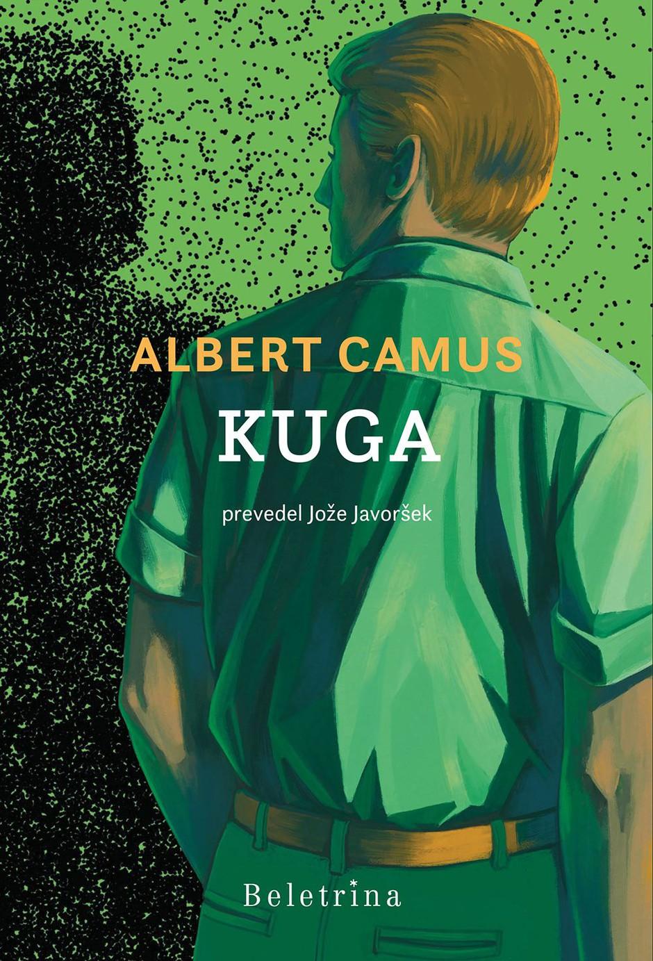 Še nikoli tako aktualen roman: Albert Camus, Kuga (foto: Beletrina)