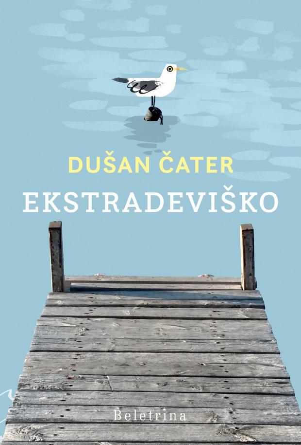 Odlična knjižna novost Dušana Čatra: Ekstradeviško (foto: Beletrina)