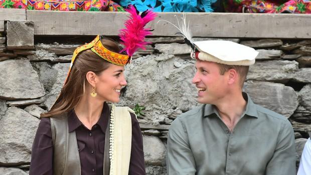 TO je trenutek, ko je princ William za vedno očaral Kate, takih besed od nje ne bi nikoli pričakovali! (foto: Profimedia)