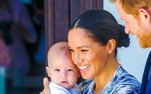 Nove fotografije malega Archieja kažejo na veliko podobnost z mamo Meghan