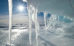 Znanstveniki se bojijo posledic taljenja arktičnega ledu