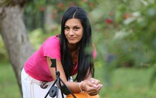 Takšna lepotica je danes hčerka Renate Bohinc in Primoža Peterke, osupnili boste