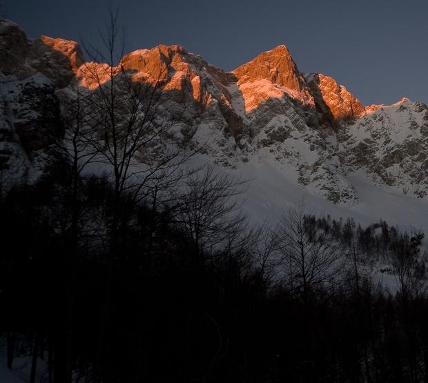 Oglejte si: V Cityparku razstava fotografij iz gorskega sveta (foto: Ivo Avberšek – Hans)