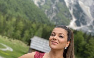 Jasna Kuljaj zdaj v objemu tega znanega Slovenca, skupaj sta videti sanjsko