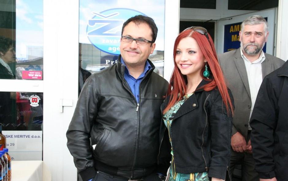 Miki Šarac odkrito o tem, zakaj se ne bo poročil s Tanjo Žagar (foto: Arhiv)