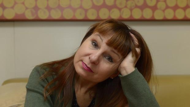 Violeta Tomič pokazala tisto, kar številni od nje niso pričakovali, osupli boste, ko boste videli fotografijo (foto: Primož Predalič)
