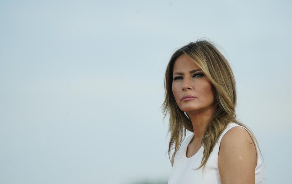 Nova biografija o Melanii Trump: Prva dama, ki noče biti rešena (foto: Foto: Profimedia)