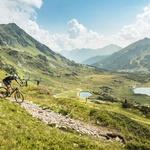 Izzivov za gorske kolesarje tu ne zmanjka. (foto: Foto: Markus Rohrbacher)