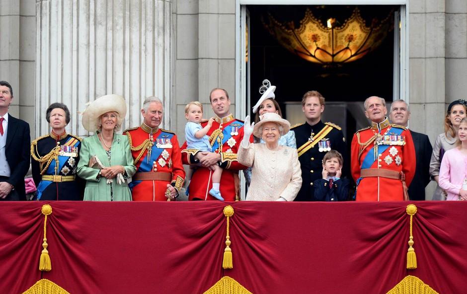 Škandali z britanskega dvora: Vsaka generacija poskrbi, da ni nikoli dolgčas (foto: Foto: Profimedia)