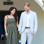Harry in Meghan sta pred kratkim praznovala drugo obletnico poroke. (foto: Foto: Profimedia)