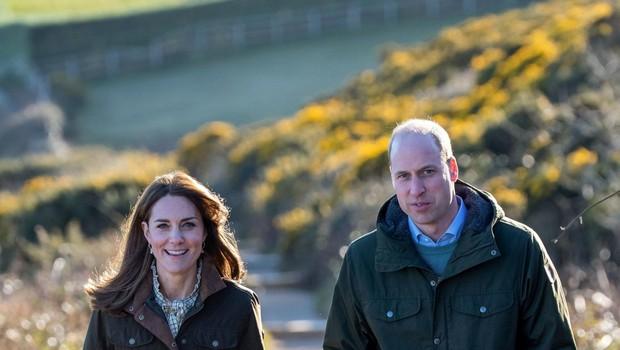 Vojvodinja Kate in princ William sta eden najbolj zglednih parov britanske monarhije. (foto: Foto: Profimedia)