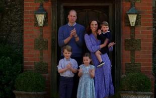 Ekskluzivne fotografije koče, v kateri počitnikujeta vojvodinja Kate in princ William!